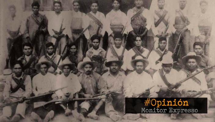 Los P´urhépecha en la Revolución Mexicana – La Opinión de Pável Uliánov Guzmán