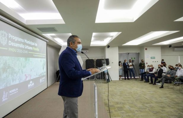 Abre Raúl Morón proceso de consulta pública para conformar el Programa Municipal de Desarrollo Urbano 2020-2040