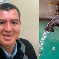 En medio de fallas y escasez de agua, así como aspiraciones políticas, renuncia titular de Ooapas en Pátzcuaro