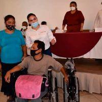 AC gestiona apoyos para personas con discapacidad porteñas