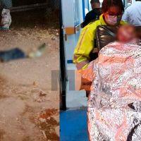 Madre e hijo son atacados a balazos en la colonia Guanajuatillo; el varón falleció en Zamora
