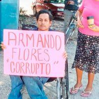 Personas con Discapacidad denuncian falta de atención del subdelegado regional del Bienestar en LC