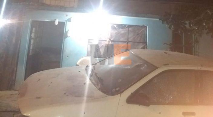 Pistoleros rivales se enfrentan a balazos en Valle Verde de Zitácuaro, Michoacán