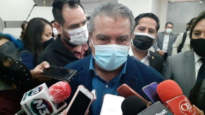 Confía Raúl Morón en estatutos de encuesta para gobernador en Morena