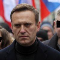 Líder opositor Ruso Alexei Navalny fue detenido al llegar a Moscú