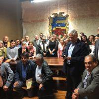 Desacata medidas sanitarias gobierno de Patzcuaro durante reunión en Palacio Municipal