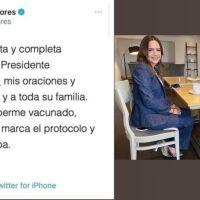 Precandidata a gubernatura de NL habría recibido vacuna del covid-19, ella lo niega