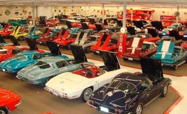 Museo de autos clásicos subastará 200 para no quebrar (vídeo)