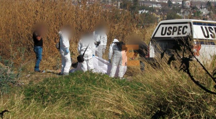 Encuentran a hombre muerto en el municipio de Tarímbaro, Michoacán