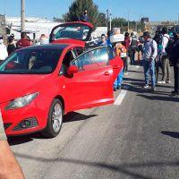 Inicia jornada de sanitización en entradas de Morelia, Michoacán