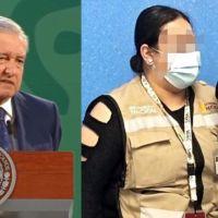 AMLO indicó que los brigadistas servidores de la nación sí serán vacunados