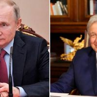 Vladimir Putin enviará 24 millones de dosis de la Sputnik V durante los próximos 2 meses, asegura AMLO