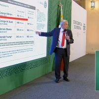 Le cambian el nombre a Bill Clinton en la mañanera (video)