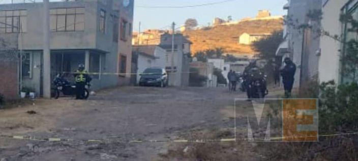 Gatilleros matan a hombre joven en Apatzingán