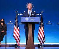 Biden firma orden ejecutiva para frenar construcción del muro entre México y EU