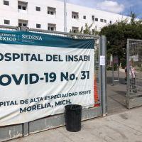 Ante altos contagios de COVID, en ISSSTE obligan a más médicos a otorgar atención