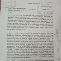 Observatorio ciudadano del Ayuntamiento de Morelia, señala extralimitación de funciones de autoridades en manejo de pandemia
