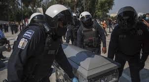 Durante 2020, al menos 524 policías fueron asesinados, superando los asesinados de 2019 y 2018