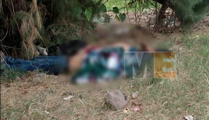 Dos sinaloenses son muertos a balazos en Francisco Sarabia