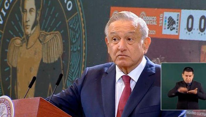 """AMLO: """"si el PRI no quiere alianza con Morena no hay problema"""""""