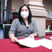 Urge Laura Granados continuidad de trabajo en Congreso de Michoacán
