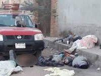 Fiscalía inicia investigaciones por multihomicidio en Tonalá