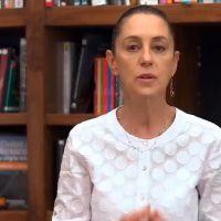 Claudia Sheinbaum: Como estudiante sufrí acoso (Video)