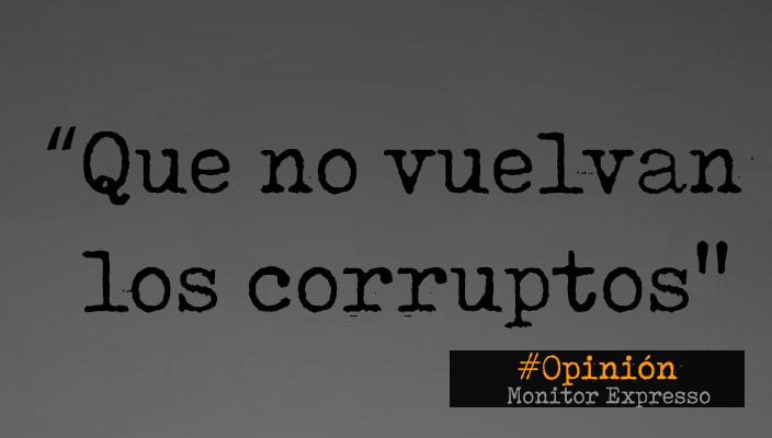 ¿A dónde van los corruptos? – La Opinión de Miguel Pérez Pompa