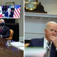 AMLO cita a Porfirio Díaz durante reunión con Joe Biden (Video)