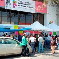 SUTICATMI exige salida del presidente y secretario de la Junta Local de Conciliación y Arbitraje de Michoacán