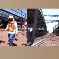 Plaza comercial Akia, será un parteaguas en Apatzingán: JLC