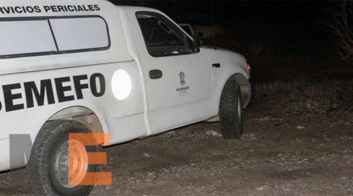 Mujer es hallada sin vida en una casa de la colonia Ejidal en Jacona, Michoacán