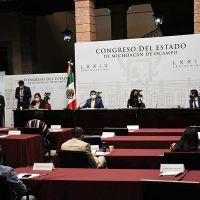Promueve Congreso de Michoacán acceso gratuito a productos de gestión menstrual
