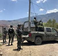 Enfrentamiento entre autodefensas y Guardia Nacional en Acapulco, deja tres muertos