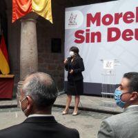 En cero, deuda pública del municipio de Morelia ante Banobras