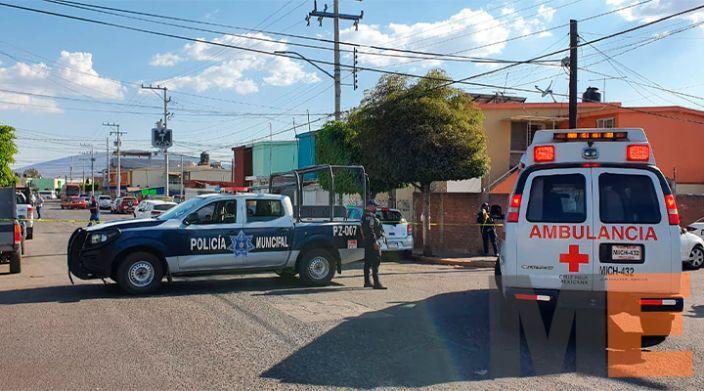 Hombre es asesinado a balazos en un domicilio del Infonavit Palo Alto en Zamora