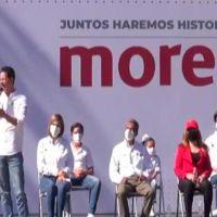 A Morelia nunca van a regresar, dice Iván Pérez Negrón a contrincantes