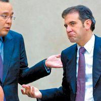 Morena buscará destituir a dos consejeros del INE, Lorenzo Córdova y Ciro Murayama