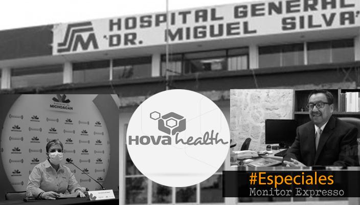 Observaciones a Secretaria de Salud Michoacán de empresas ligadas a LatinUS fueron archivadas