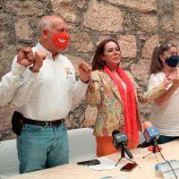Morelia no necesita más de lo mismo: Vanina Hernández