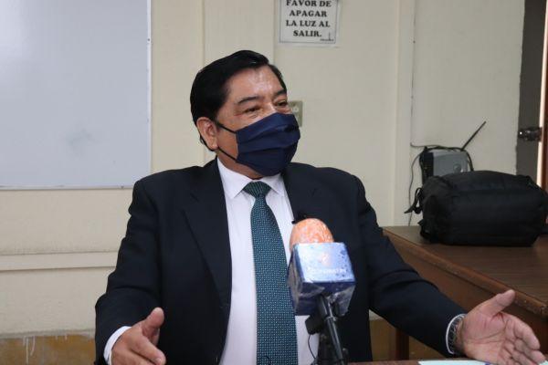 Candidatas y candidatos deben presentar certificado de salud: Dr. M. César Jiménez Zavala, presidente de INEMEC