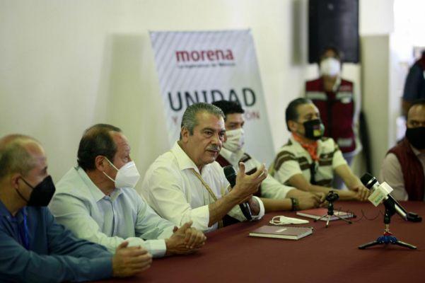 Anuncia Morón que hará gira por todo el estado por caso INE