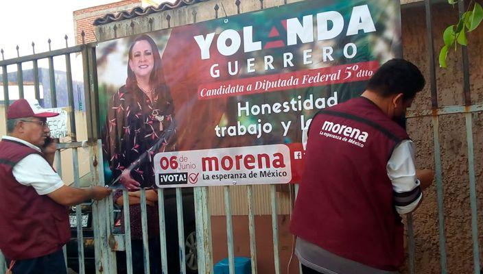 Yolanda Guerrero se reúne con empresarios y agricultores, piden saneamiento del Río Duero