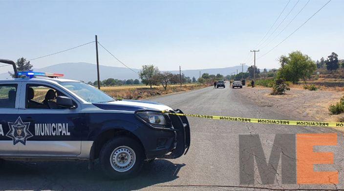 Tres cuerpos desmembrados y encostalados fueron localizados en carretera de Zamora