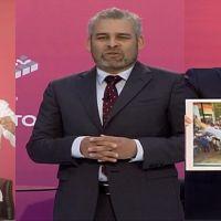 Leonel Godoy y Silvano Aureoles el centro de descalificaciones en segundo debate a la gubernatura de Michoacán