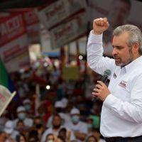 Yo sí quiero salvar la Universidad Michoacana: Alfredo Ramírez