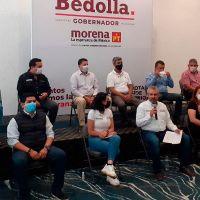 Al Equipo por Michoacán lo unen los privilegios y las ganas de robar: Bedolla