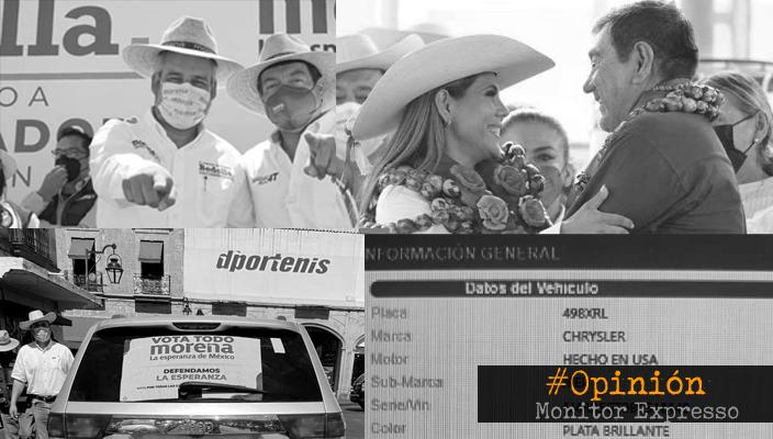 """""""Al diablo las encuestas""""; Evelyn Salgado y Alfredo Ramírez ¿ingredientes 4T? – La Opinión de Joel Alejandro Arellano Torres"""