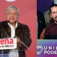 Partido español dio 308 mil Euros a MORENA, reviven caso tras nota diplomática de AMLO a EU