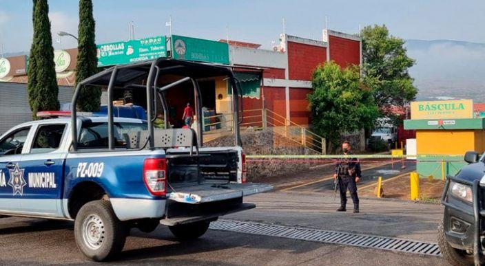 Cargador de Mercado de Abastos de Canindo Zamora es ultimado a tiros